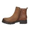 Ladies' ankle shoes bata, brown , 696-4606 - 26