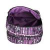 Purple school backpack belmil, violet , 969-5628 - 15