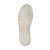 Casual leather shoes weinbrenner, beige , 526-8610 - 26