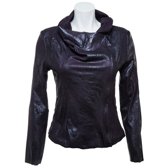 Ladies' casual jacket with collar bata, black , 979-6635 - 13