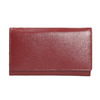 Ladies' leather purse, red , 944-5357 - 26
