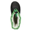 Children's insulated winter snow boots mini-b, green, 392-7200 - 19
