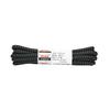 Round laces bata, black , 901-6148 - 13