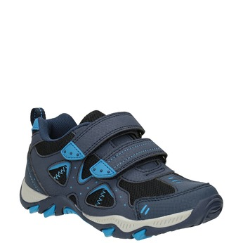 Children's sports sneakers mini-b, blue , 411-9605 - 13