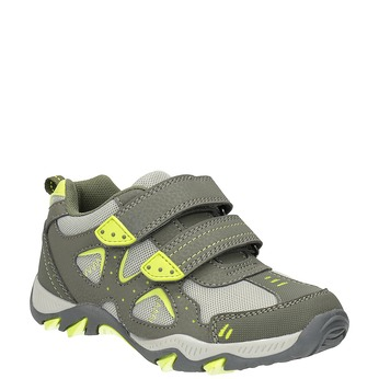 Children's sports sneakers mini-b, green, 411-7605 - 13