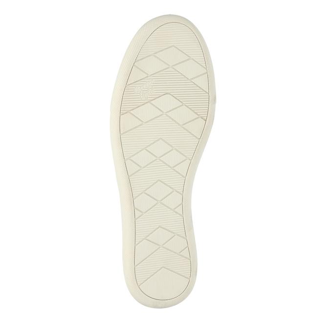 Light slip-ons for ladies bata, beige , 516-8601 - 26