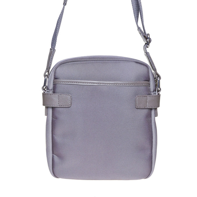Long strap bag bata, gray , 969-2366 - 17
