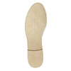 Ladies' shoes in the Slip-on style bata, blue , 516-9602 - 26