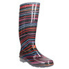 Children's wellington boots with stripes mini-b, multicolor, 492-6112 - 13