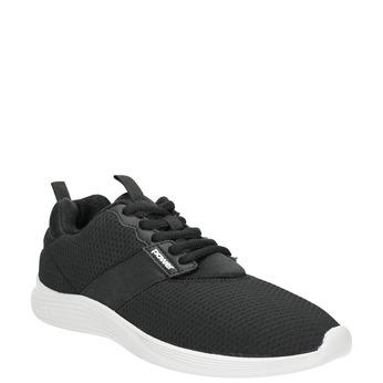 Men's sneakers power, black , 809-6175 - 13