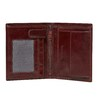 Leather wallet bata, brown , 944-4121 - 19