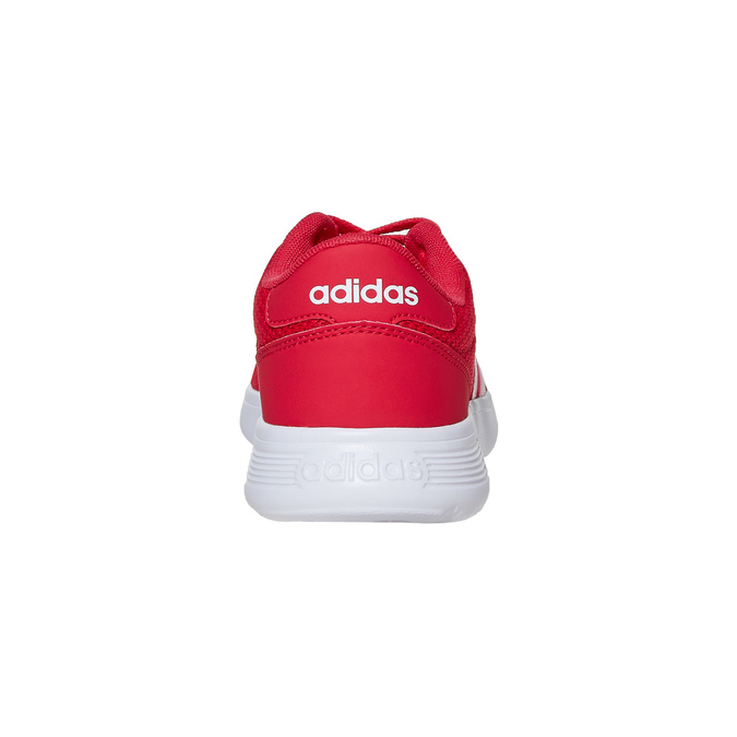 Red kids' sneakers adidas, red , 409-5288 - 17