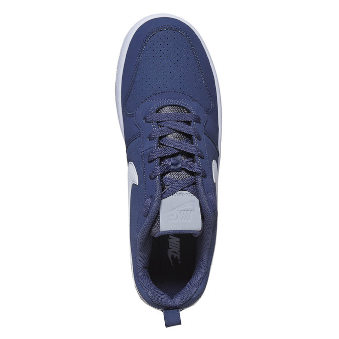 Casual men's sneakers nike, blue , 801-9154 - 19