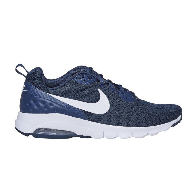 Men's athletic sneakers nike, blue , 809-9357 - 15