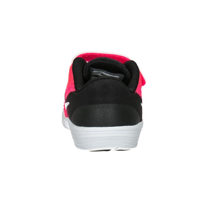 Girls' Pink Sneakers nike, pink , 109-5132 - 16