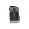 Boys' ankle boots bubblegummer, blue , 211-9623 - 17