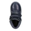 Children's leather ankle boots weinbrenner-junior, blue , 216-9200 - 15