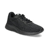 Ladies' black sneakers, black , 509-0157 - 13