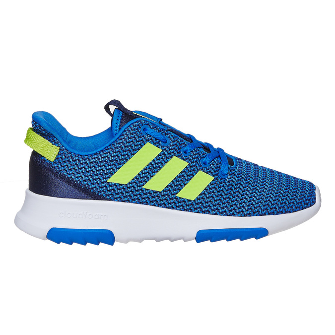 Boys' athletic sneakers adidas, blue , 409-9289 - 15