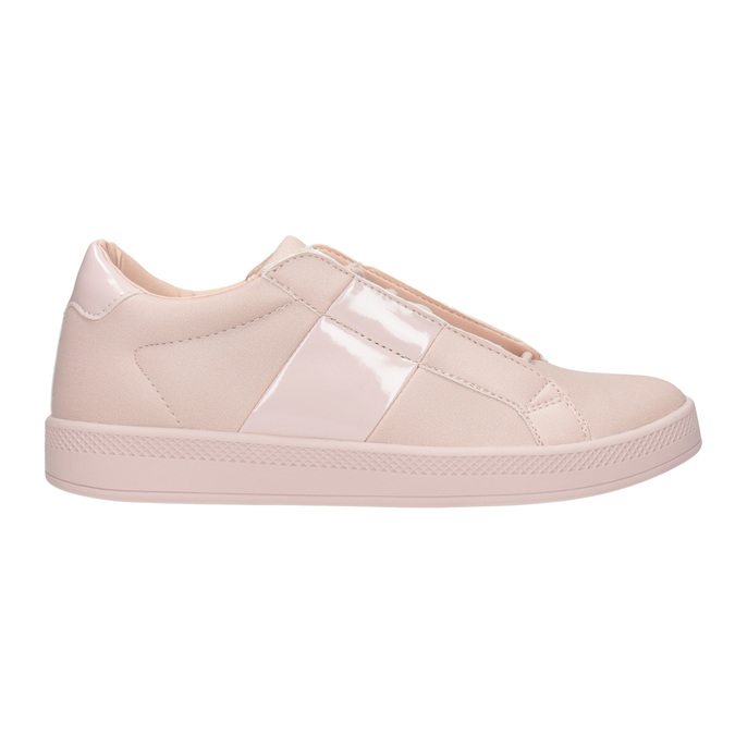 Ladies' Pink Sneakers, red , 501-5171 - 26