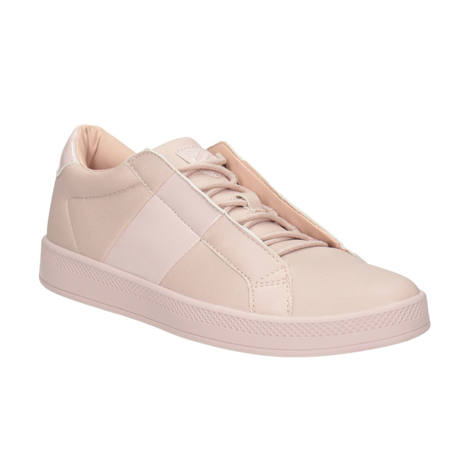 Ladies' Pink Sneakers, red , 501-5171 - 13