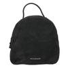 Ladies' Leather Backpack fredsbruder, black , 966-6054 - 26