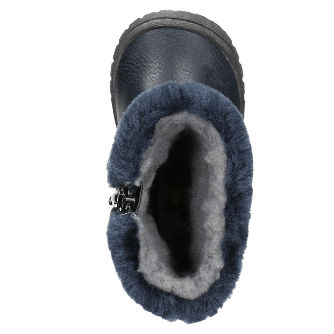Children's Insulated Winter Boots bubblegummer, blue , 191-9620 - 19