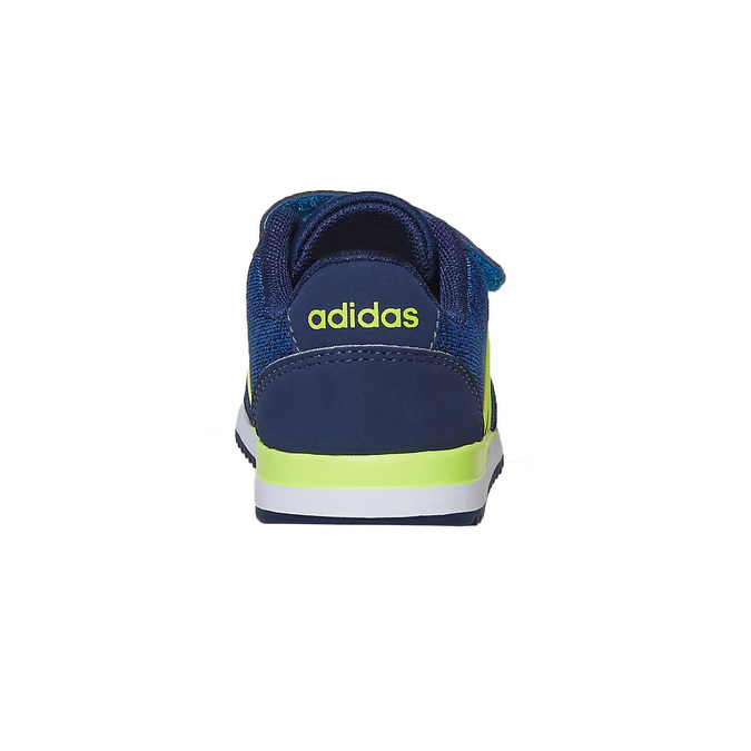 Children's Hook-and-Loop Sneakers adidas, blue , 109-9157 - 17