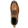 Men's Winter Ankle Boots bata, brown , 896-3685 - 26