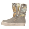 Children's winter boots with fur primigi, beige , 393-8015 - 15
