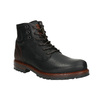 Men's Ankle Boots bata, black , 896-6665 - 13