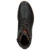 Men's Ankle Boots bata, black , 896-6665 - 26