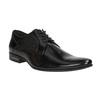 Men's leather shoes conhpol, black , 824-6994 - 13