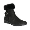 Ladies' Winter Boots with Fleece, black , 696-6623 - 13