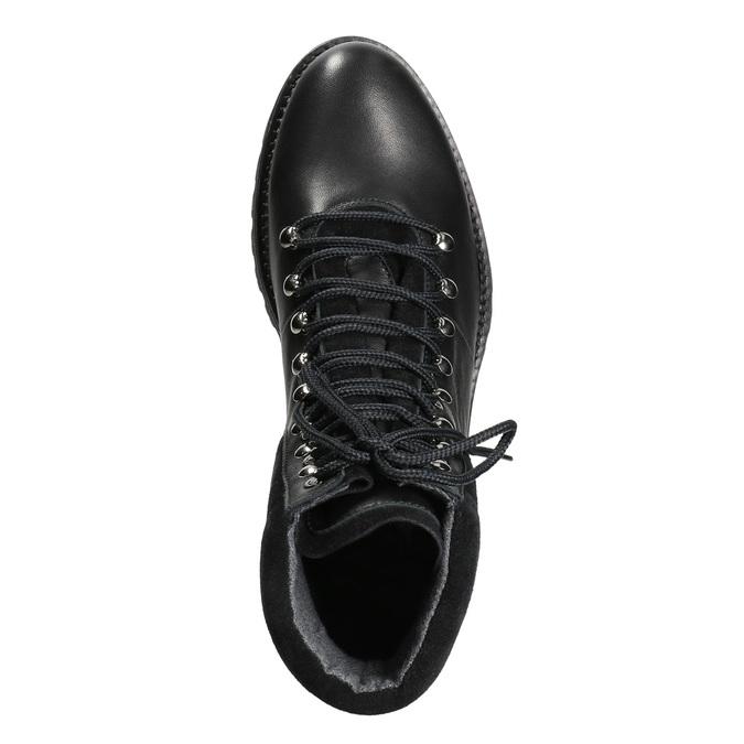 Ladies' winter boots weinbrenner, black , 596-6672 - 15