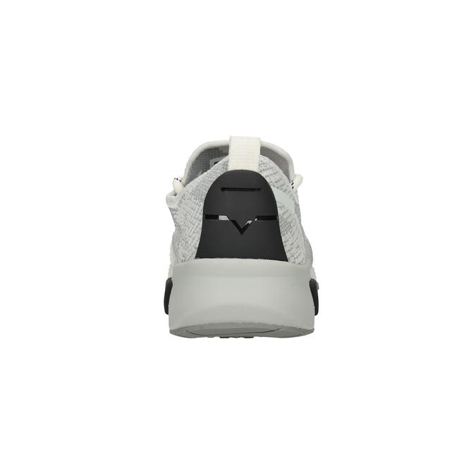 Ladies' sporty sneakers diesel, white , 509-1760 - 15