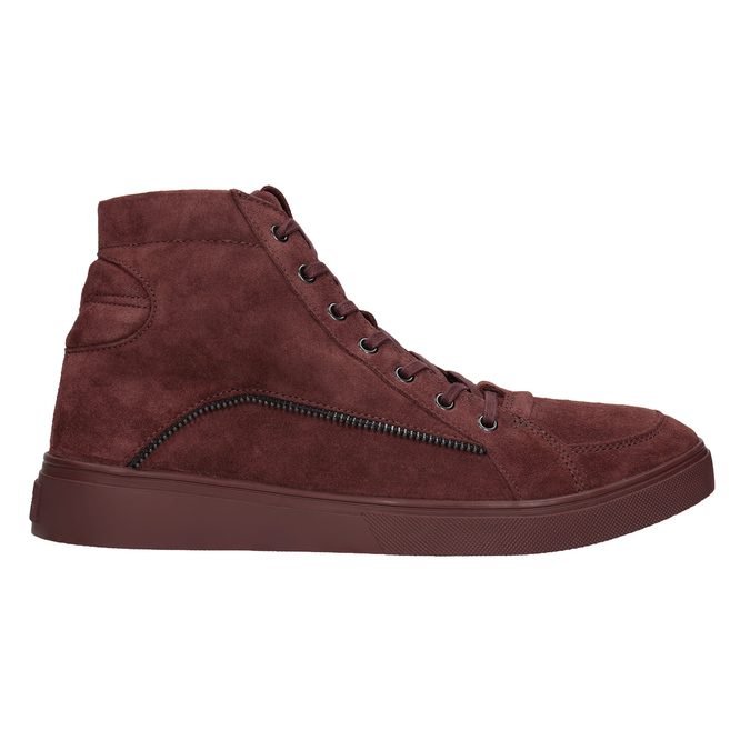 Men's ankle boots diesel, red , 803-5629 - 26