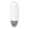 Ladies' white flatform sneakers puma, white , 501-1159 - 15
