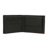 Men's leather wallet bata, black , 944-6149 - 15