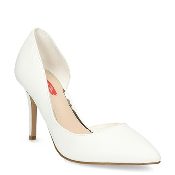 6211606 bata-red-label, white , 621-1606 - 13